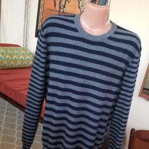 Vince Men's Pure Cashmere Crewneck Sweater